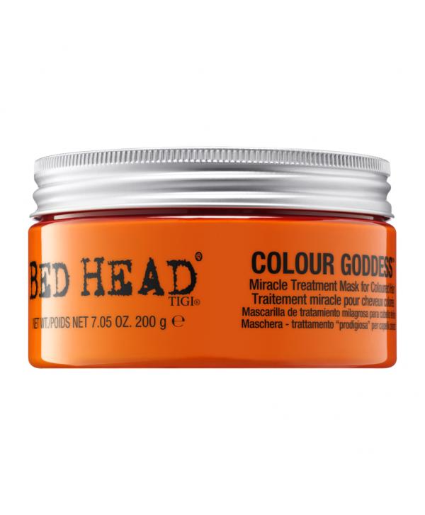 TIGI Bed Head Маска для окрашенных волос, 200 гр Bed Head Colour Goddess