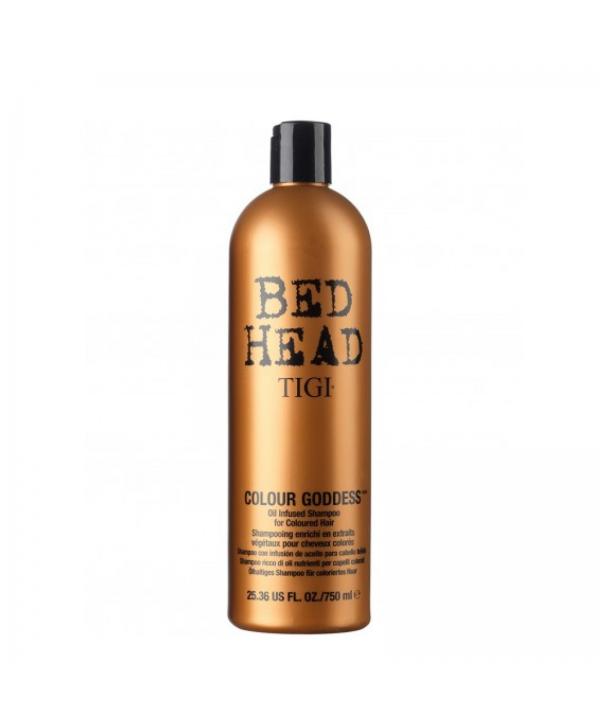 TIGI Bed Head Шампунь для окрашенных волос 750 мл Bed Head Colour Combat Colour Goddess