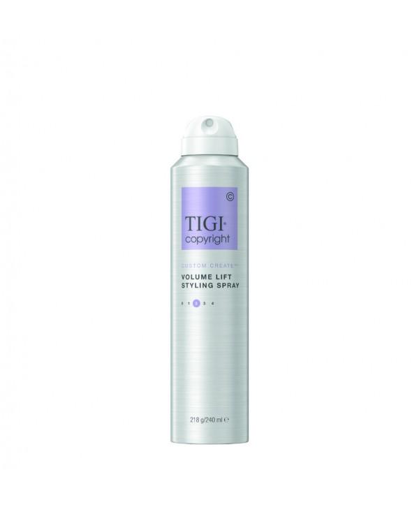 Tigi Copyright Спрей мусс для придания объема волосам 240 мл
