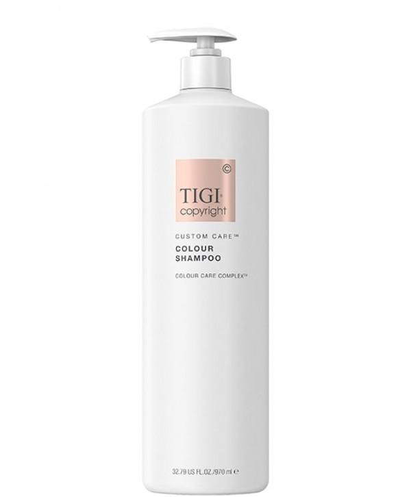 Tigi Copyright Care Шампунь для окрашенных волос 970 мл