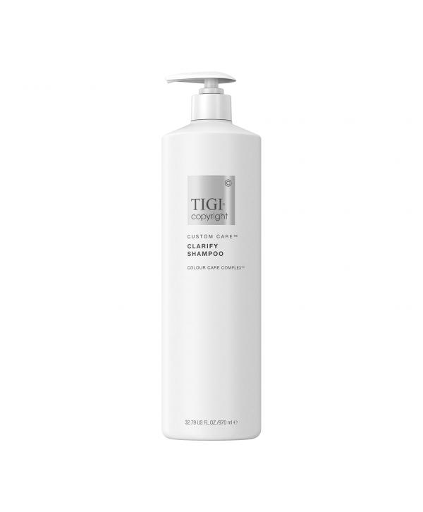 Tigi Copyright Care Шампунь очищающий для кожи головы 970 мл