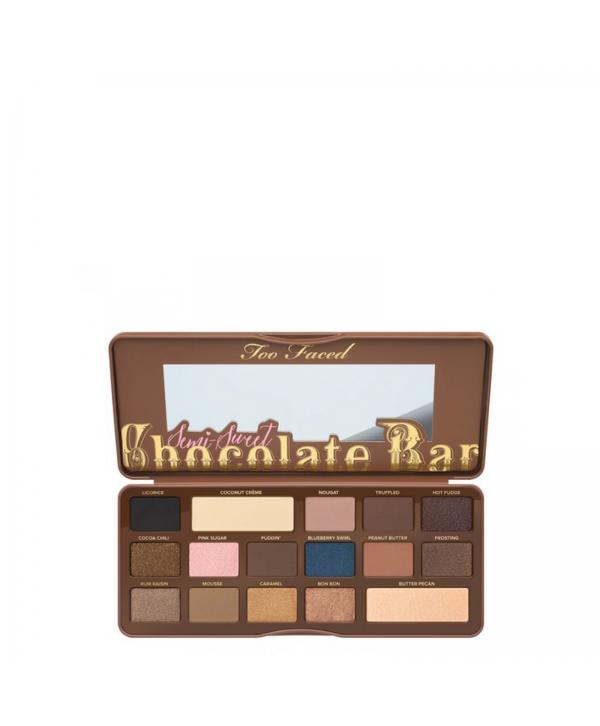 TOO FACED Chocolate Bar Semi Sweet Палетка теней для глаз