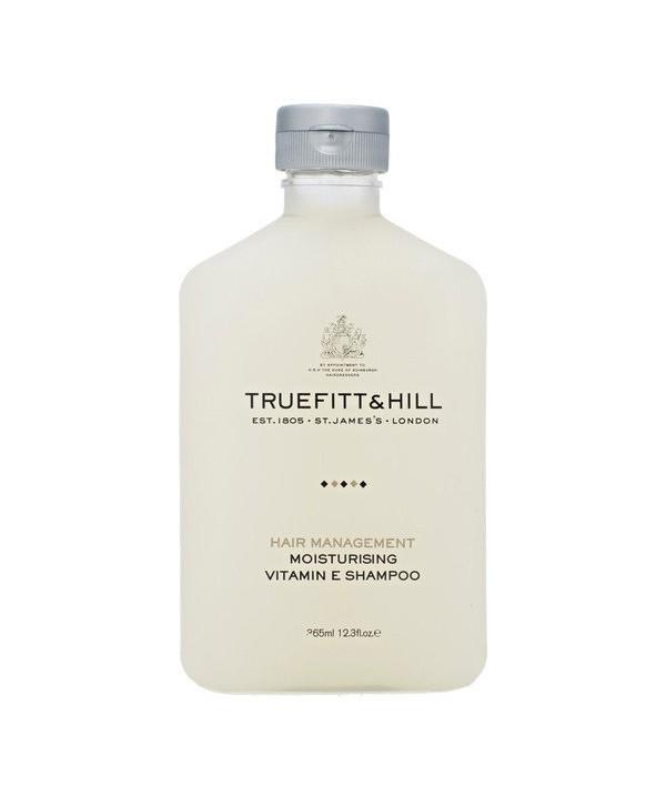 Truefitt&Hill  10007  Moisturizing Vitamin E Shampoo  365 мл  Увлажняющий шампунь с витамином Е