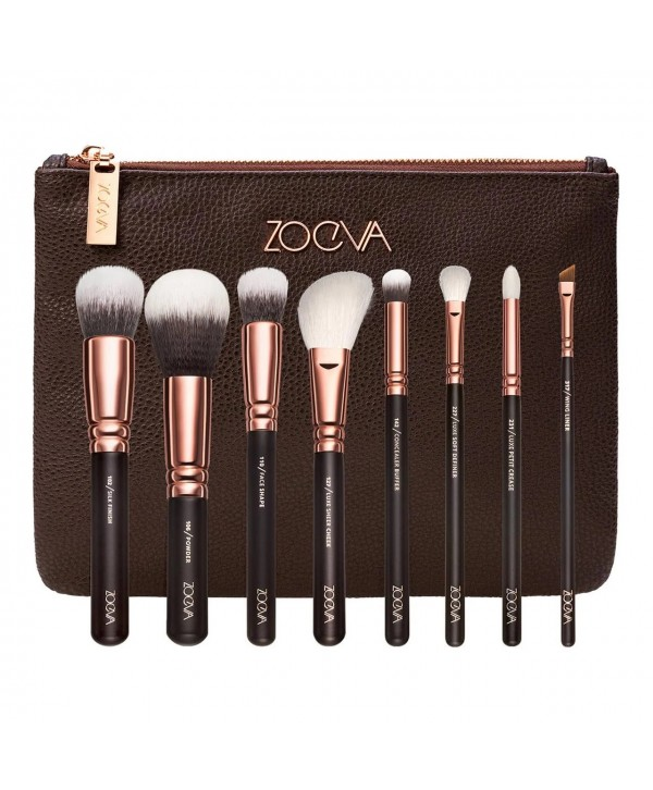 Zoeva Rose Golden Luxury Set 8