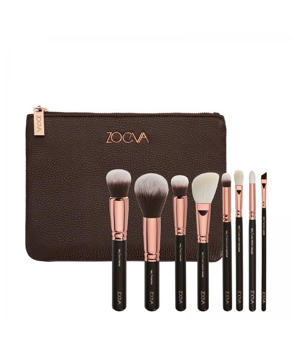 Zoeva Rose Golden Luxury Set 8