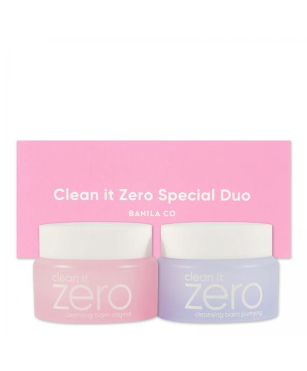 Zero Banila Co Clean it Zero Special Duo