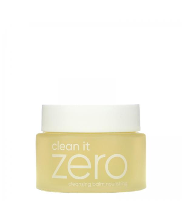 Zero Banilo co cleansing balm 100 ml Очищающий бальзам желтый