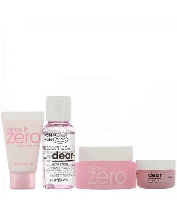 Zero Banilo co Skin care Starter kit Набор