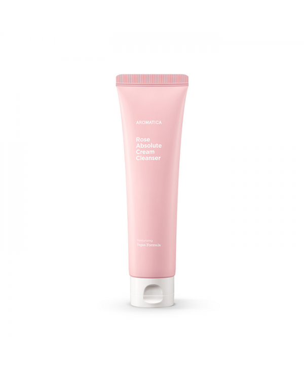 AROMATICA. Rose Absolute Cream Cleanser 145g