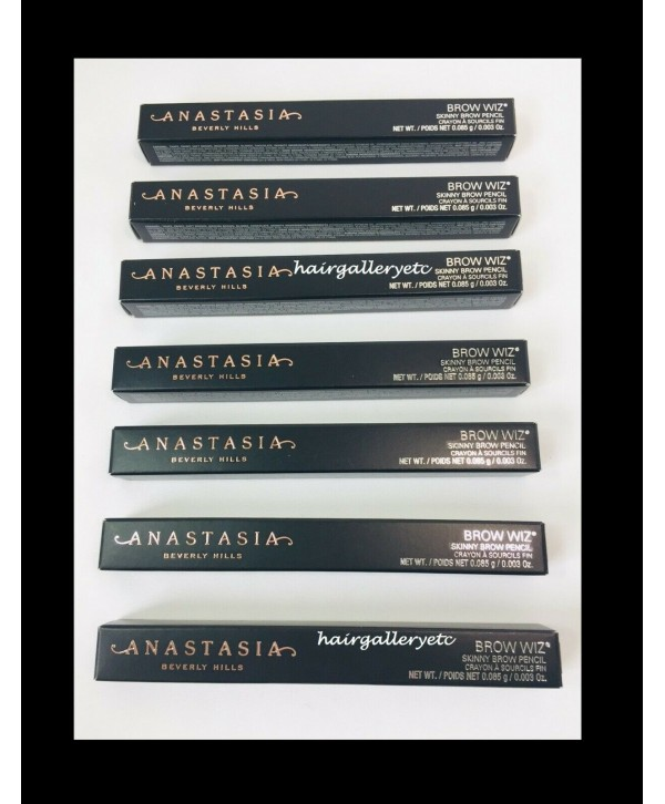 ANASTASIA BEVERLY HILLS Brow Wiz Механический карандаш для бровей Soft Brown
