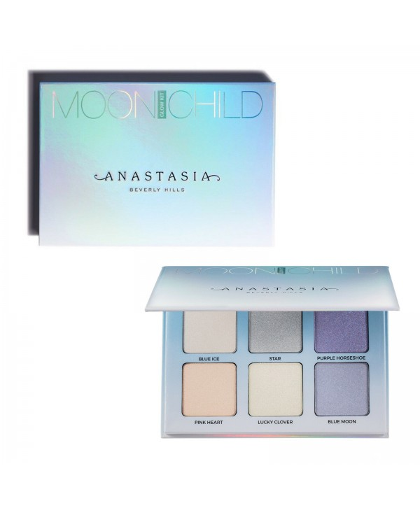 ANASTASIA BEVERLY HILLS Glow Kit Moonchild Палетка хайлайтеров