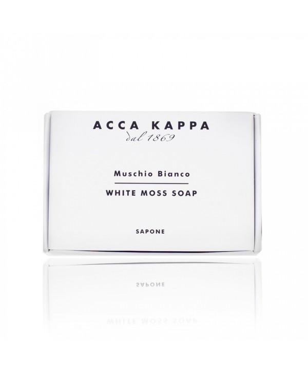 ACCA KAPPA Muschio Bianco мыло туалетное 100 гр