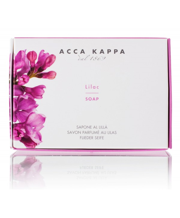 ACCA KAPPA Мыло туалетное Lilac 150 гр