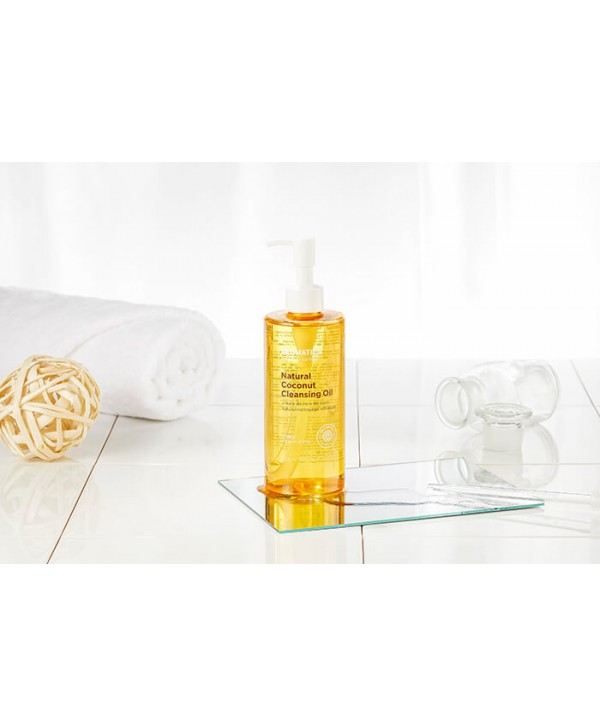 AROMATICA. Natural Coconut Cleansing Oil 300 ml