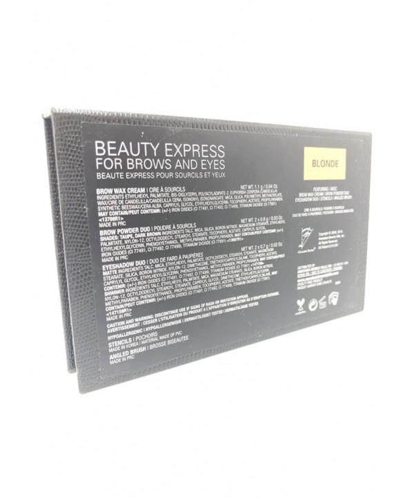 ANASTASIA BEVERLY HILLS Beauty Express Blonde Набор для глаз и бровей