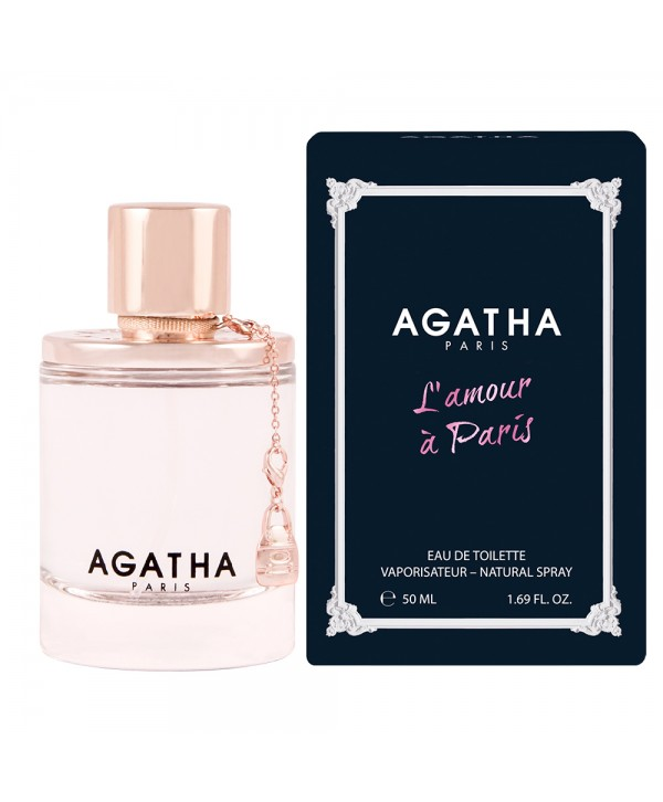 AGATHA L`Amour A Paris 50 ml