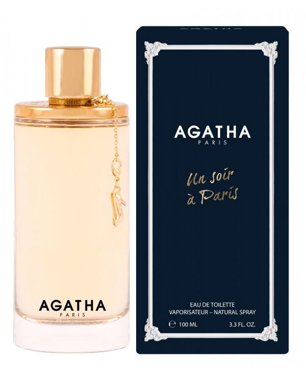 AGATHA Un Soir A Paris 100 ml