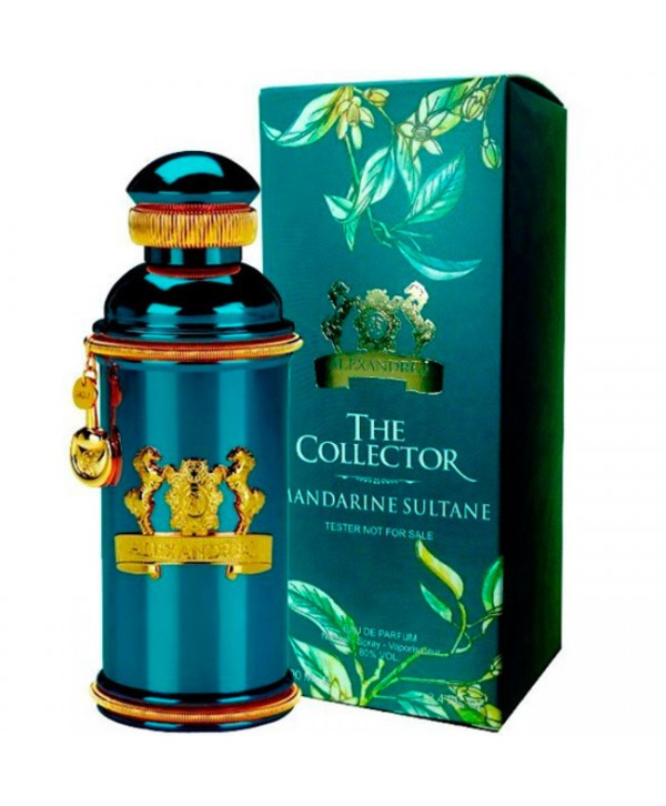 ALEXANDRE J The Collector Mandarine Sultane 100 ml
