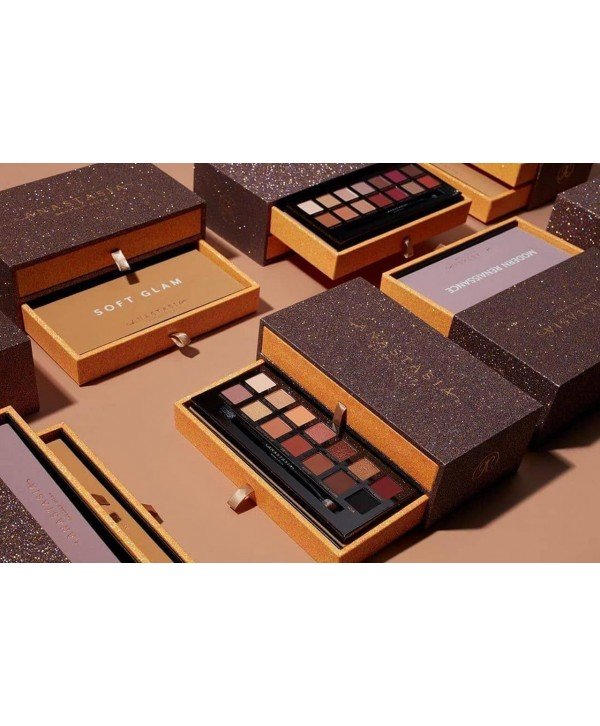 ANASTASIA BEVERLY HILLS Eyeshadow Palette Collection Soft glam & Modern Renaissance