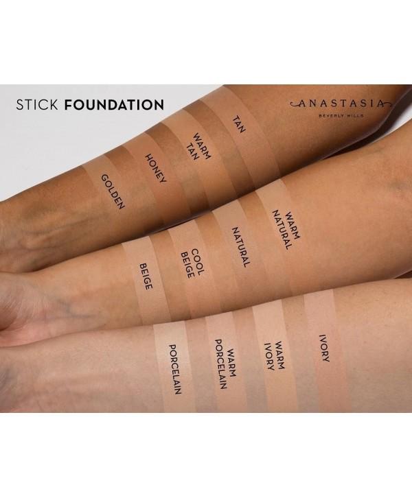 ANASTASIA BEVERLY HILLS Stick Foundation Beige Тональный крем-стик