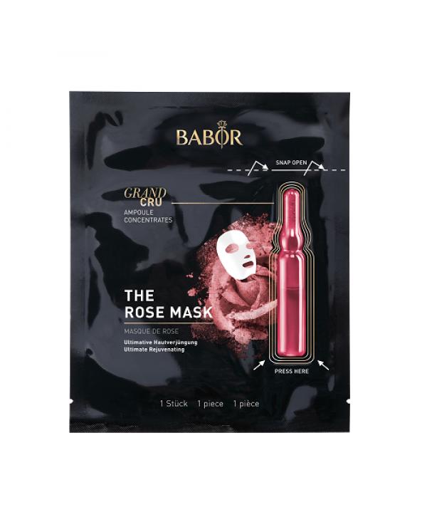 Babor Grand Cru The Rose Mask Тканевая маска для лица