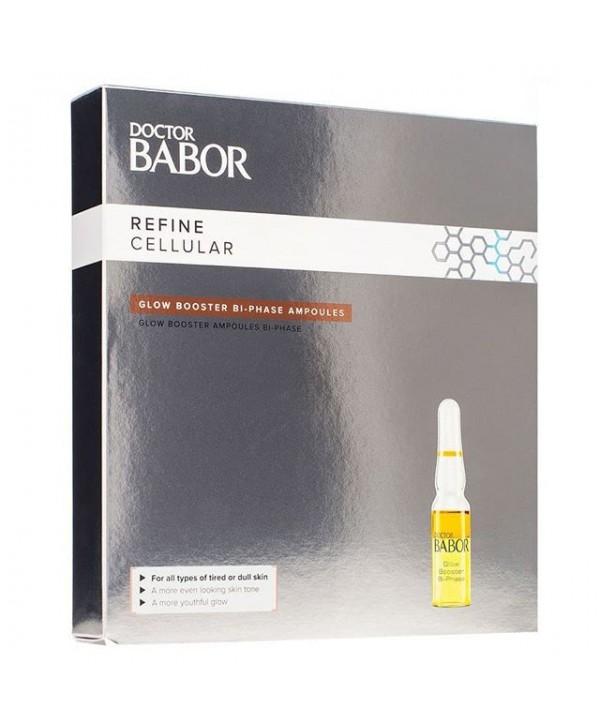 BABOR Refine Cellular Glow Booster Bi-Phase Ampoules Ампулы бифазные Активатор сияния