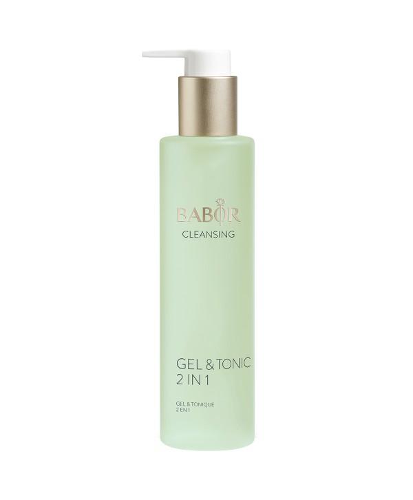 BABOR Cleansing Gel Tonic 2 in 1 Очищающий гель тоник 2 в 1