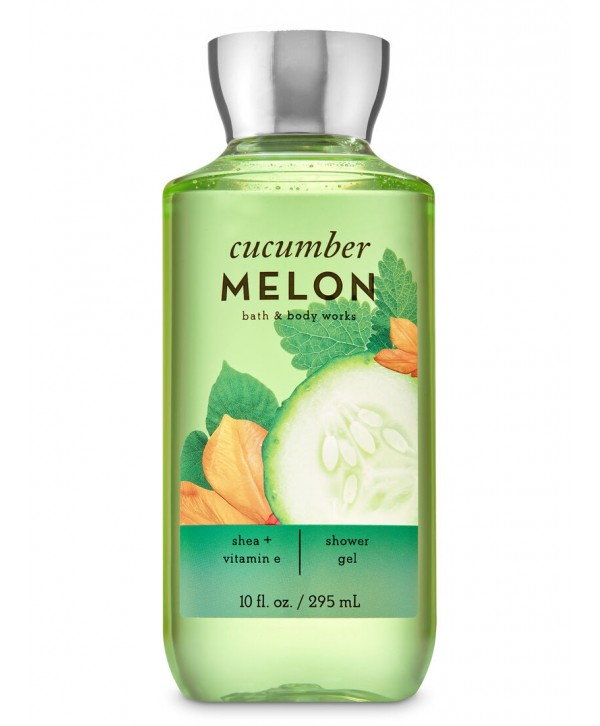 BATH & BODY WORKS Гель для душа  295 мл Cucumber Melon