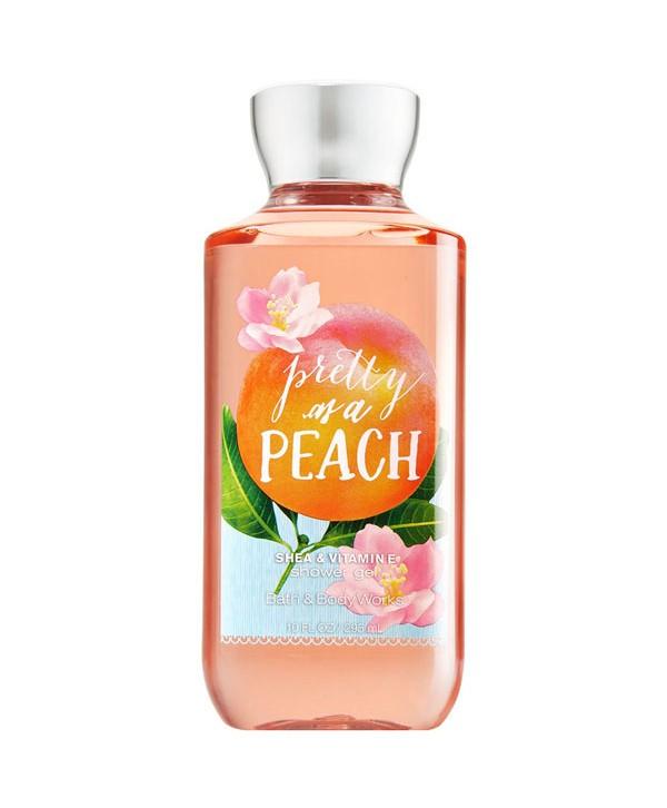 BATH & BODY WORKS Гель для душа  295 мл Pretty as a Peach