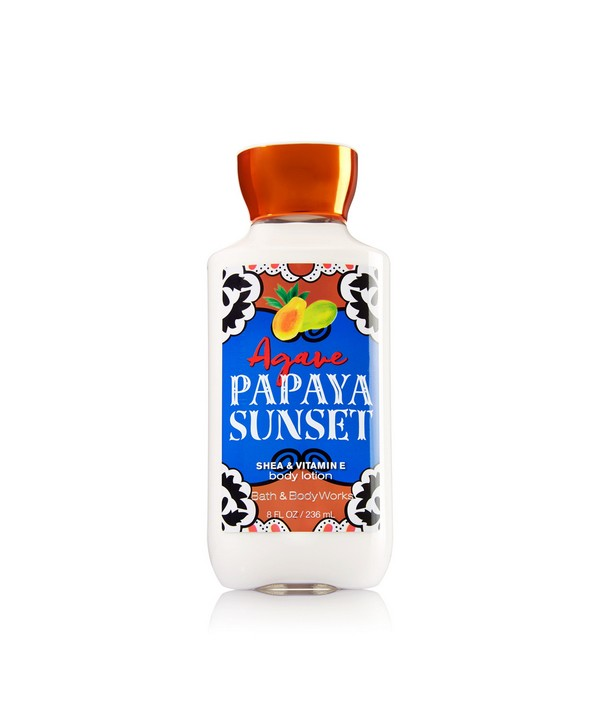 BATH & BODY WORKS Лосьон для тела 236 мл Agave Papaya Sunset