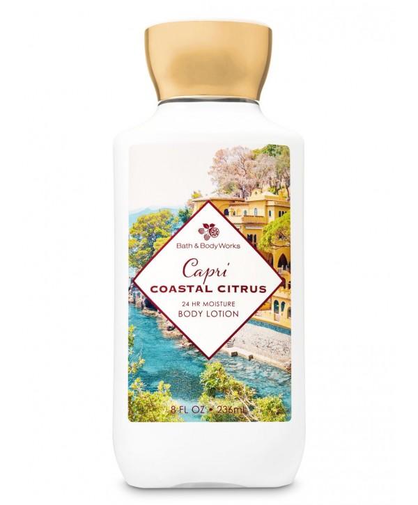BATH & BODY WORKS Лосьон для тела 236 мл Capri Coastal Citrus