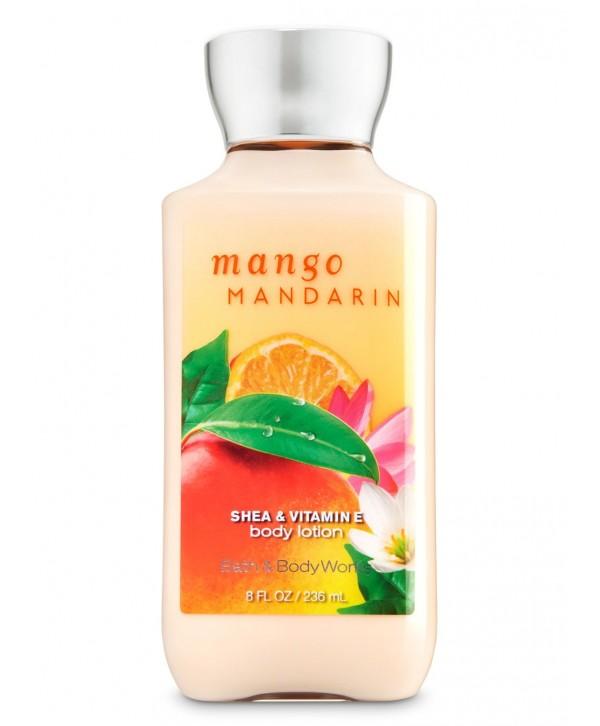 BATH & BODY WORKS Лосьон для тела 236 мл Mango Mandarin