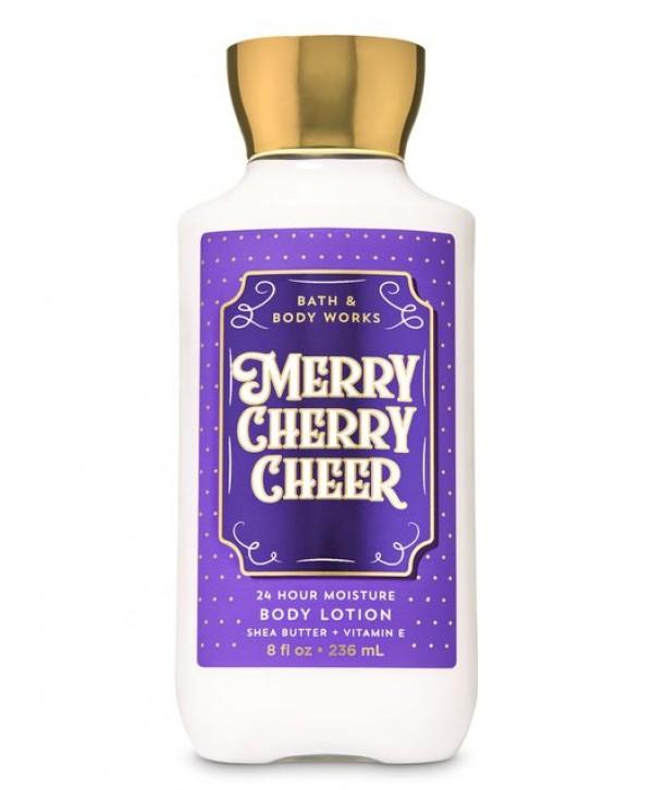 BATH & BODY WORKS Лосьон для тела 236 мл Merry Cherry Cheer