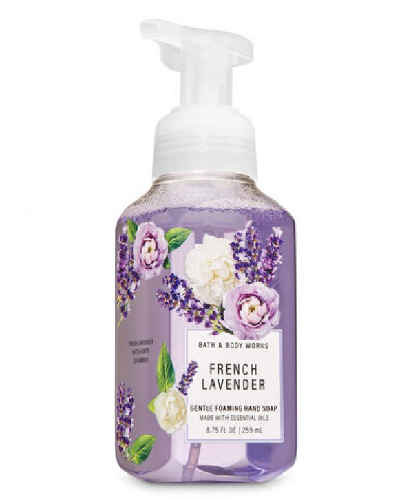 BATH & BODY WORKS Мыло для рук 259 мл French Lavender
