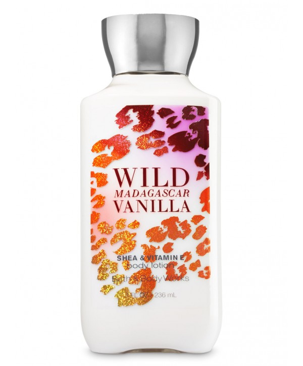BATH & BODY WORKS Лосьон для тела 236 мл Wild Madagascar Vanilla