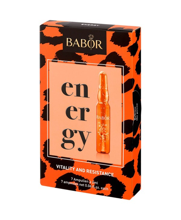 BABOR promotion 2020 energy