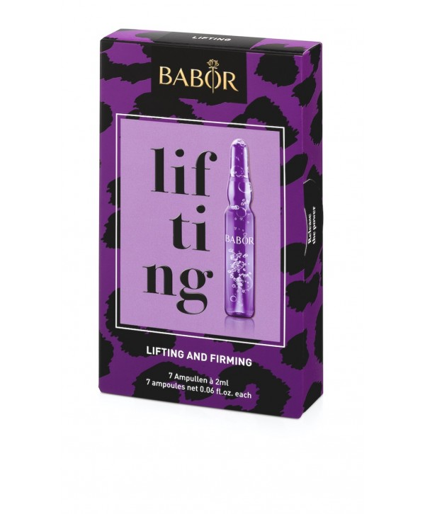 BABOR promotion 2020 lifting