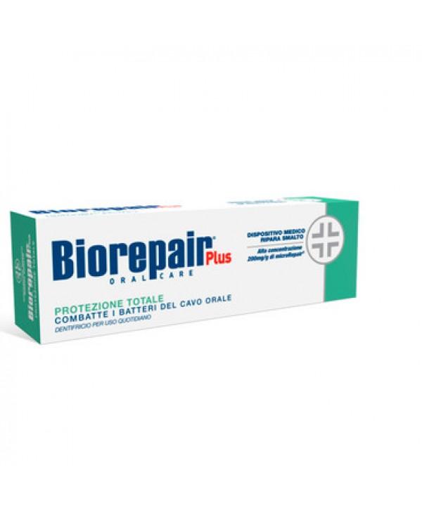 BIOREPAIR Plus Total Protection Toothpaste Зубная паста Комплексная защита 100 мл