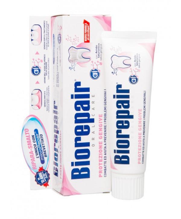 BIOREPAIR Зубная паста для защиты десен Gum Protection / Protezione Gengive, 75 мл