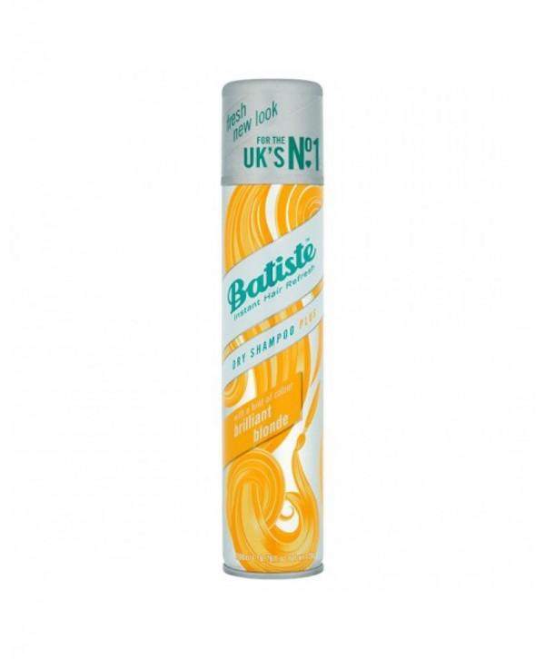 BATISTE Dry Shampoo Brilliant Blonde Сухой шампунь 200 мл