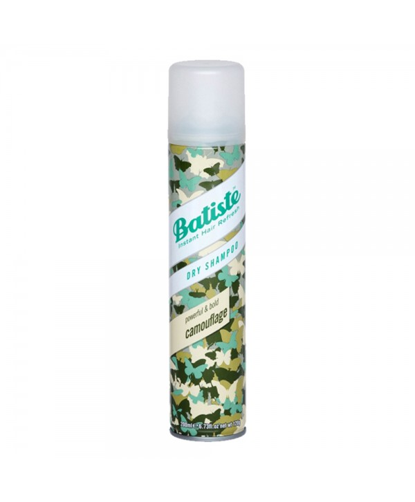BATISTE Dry Shampoo Camouflage Сухой шампунь 200 мл