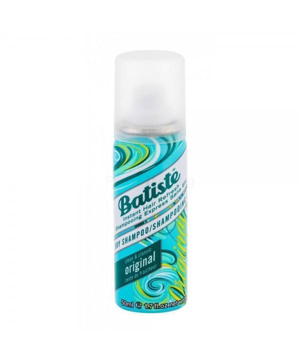 BATISTE Dry Shampoo Mini Original Сухой шампунь 50 мл