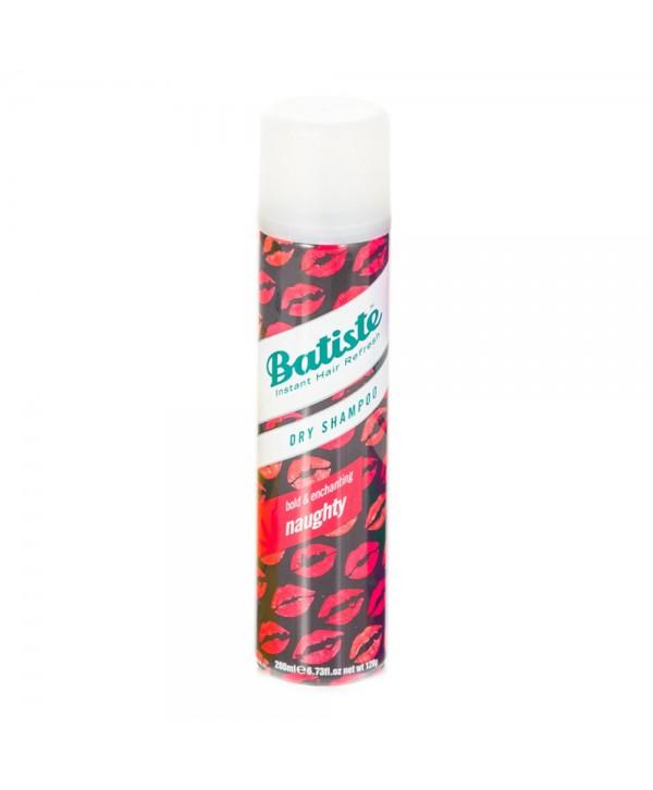 BATISTE Dry Shampoo Naughty Сухой шампунь 200 мл