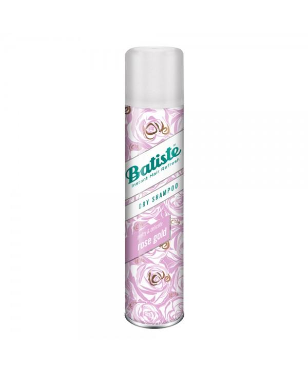 BATISTE Dry Shampoo Rose Gold Сухой шампунь 200 мл