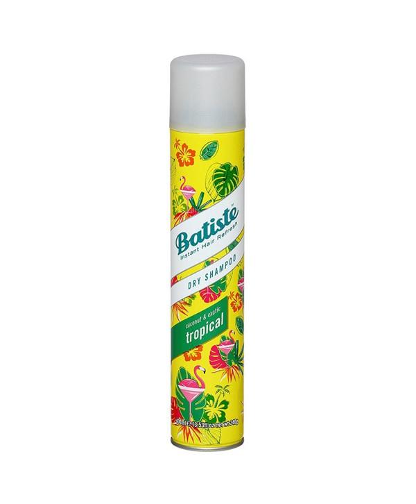 BATISTE Dry Shampoo Tropical Сухой шампунь 200 мл