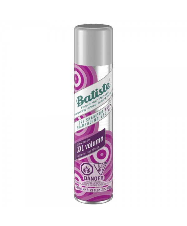 BATISTE Dry Shampoo Volume XXL Сухой шампунь 200 мл