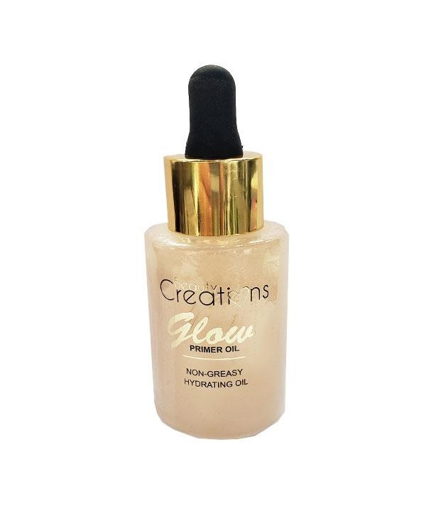 Beauty Creations Glow Primer Oil Non Greasy Hydrating Oil