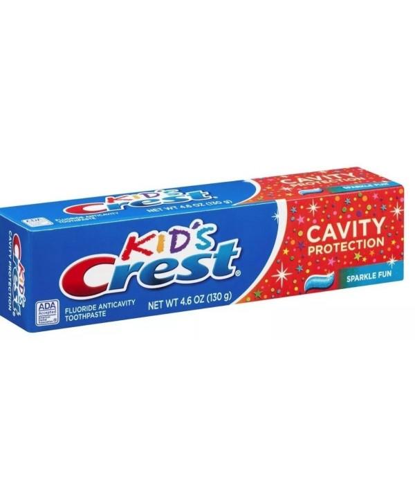 CREST Kid's Cavity Protection Зубная паста детская 130 гр
