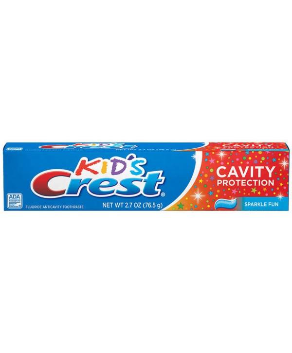 CREST Kid's Cavity Protection Зубная паста детская 76,5 гр