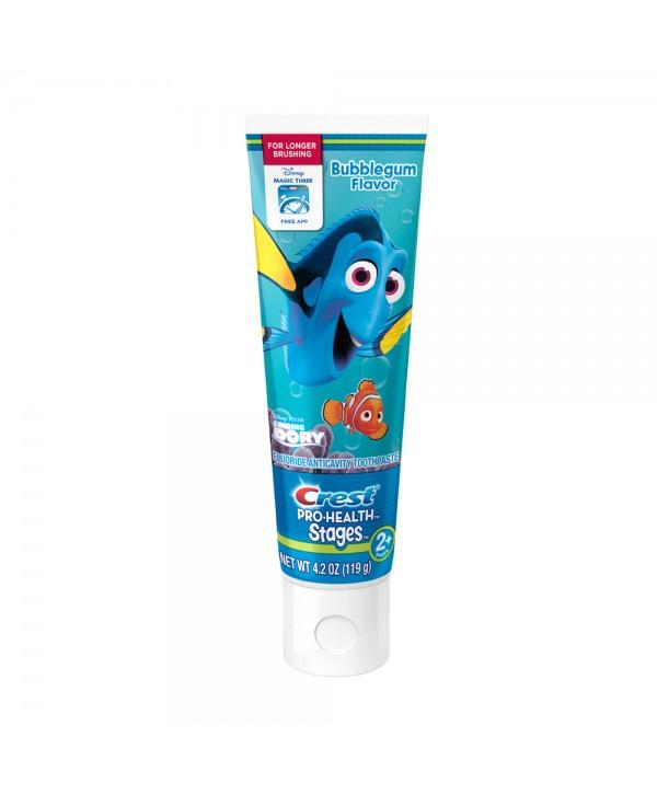 CREST Pro-Health Stages Finding Dory Зубная паста детская 119 гр